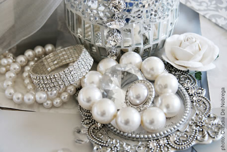 Pearls & Sparkle